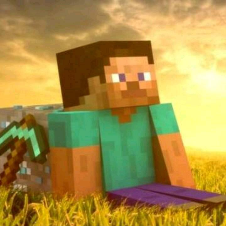 Minecraft史蒂夫
